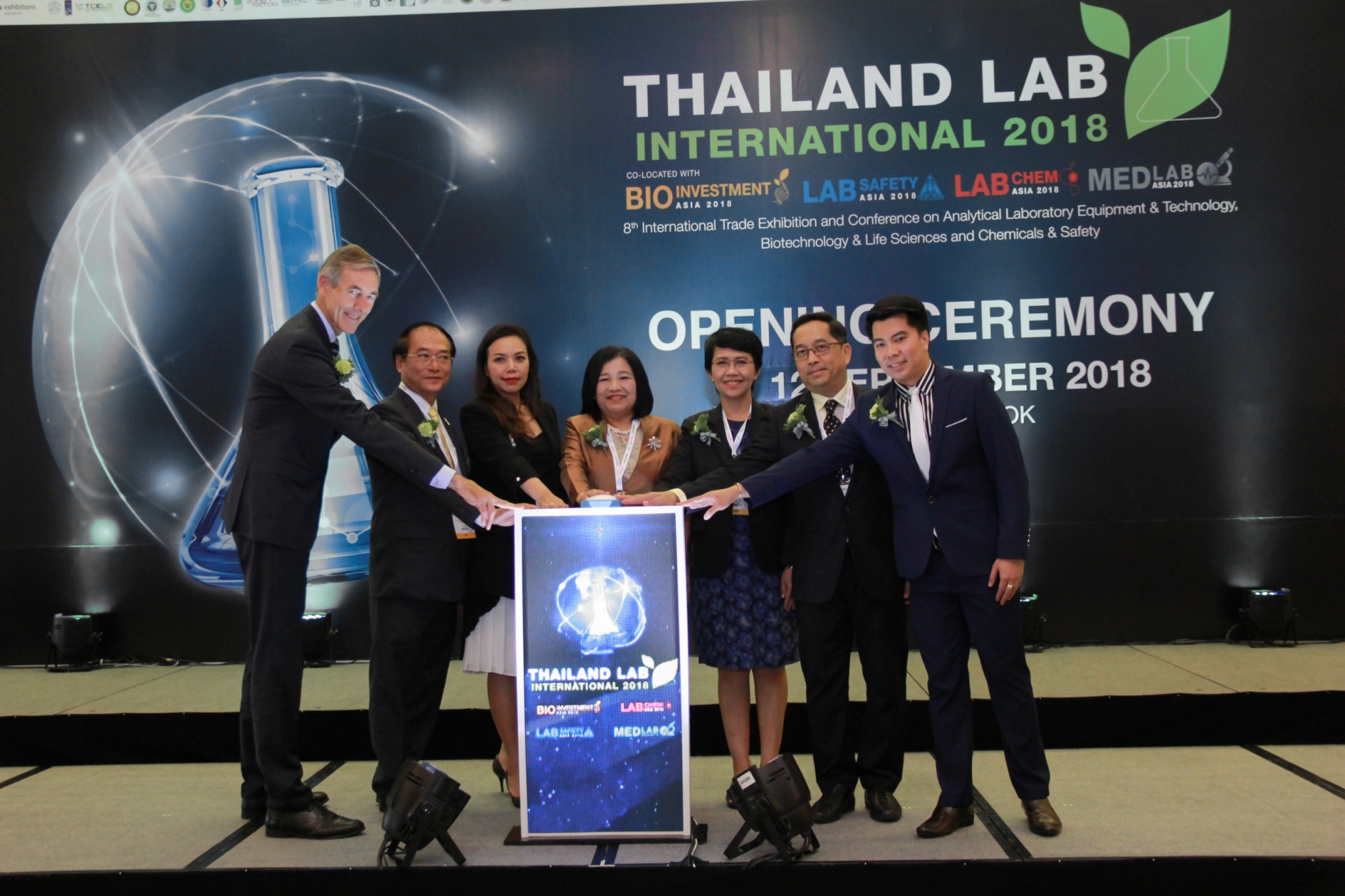 Thailand LAB INTERNATIONAL...